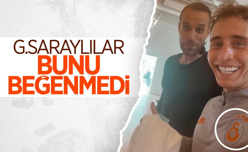 Emre Mor'un paylaşımında Galatasaray detayı