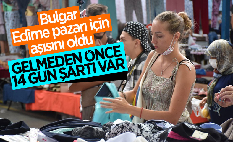 Edirne Vali Yardımcısı Uysal'dan, 'aşı kartı' açıklaması