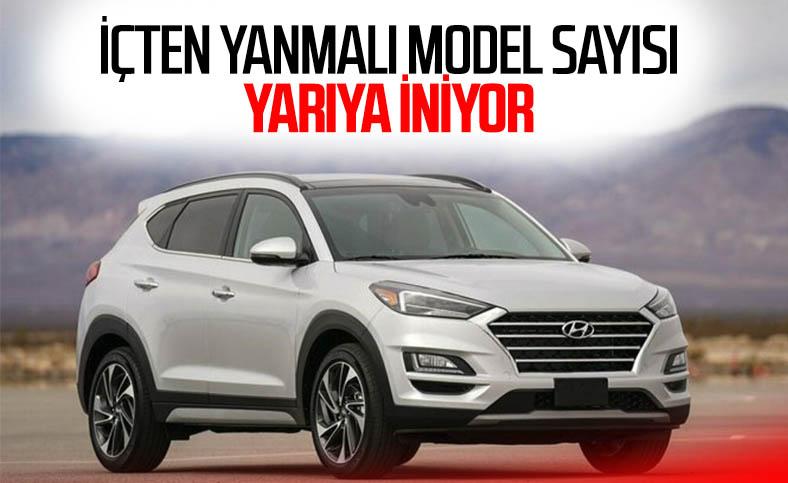 Hyundai, içten yanmalı model sayısını yarıya indirecek