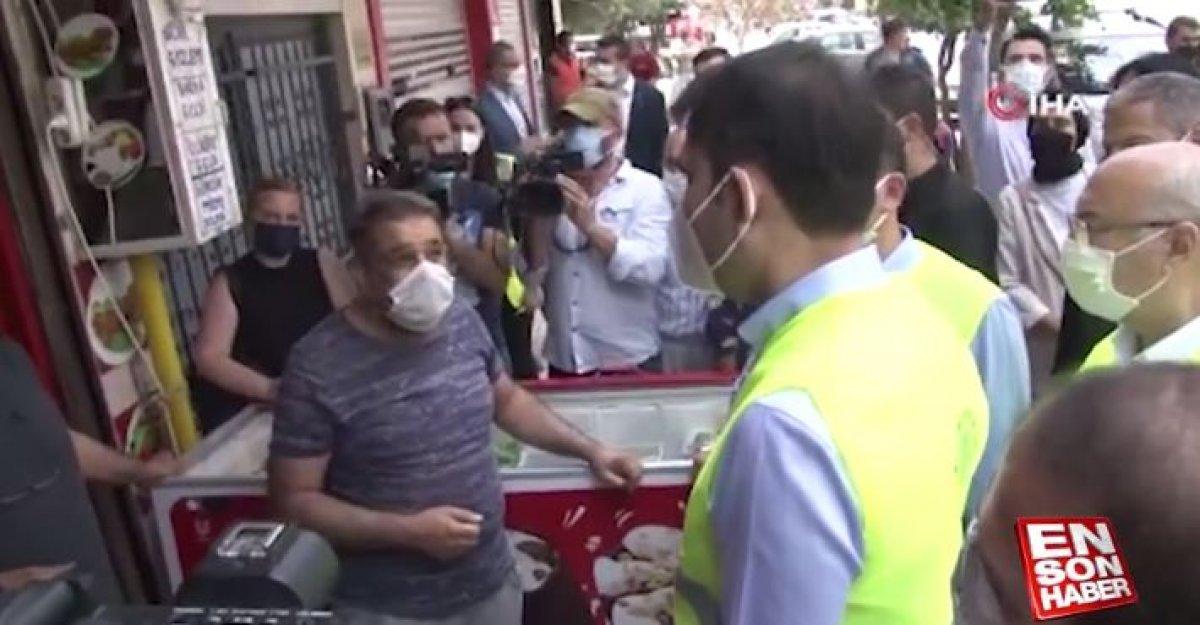 İzmir de CHP'li vatandaşlar, Murat Kurum'a konutlardan dolayı teşekkür etti #2
