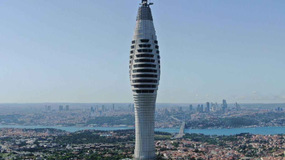 Avrupa nın en yükseği: Çamlıca Kulesi kaç metre, özellikleri neler? #1