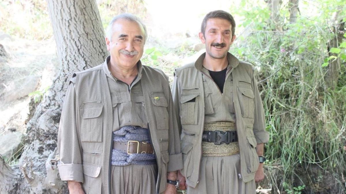 MİT, gri listede aranan PKK lı Selahattin Dede ile 3 teröristi etkisiz hale getirdi  #2
