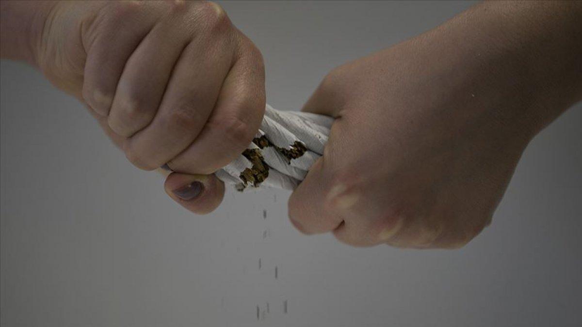 Sigara bağımlılığı, koronavirüs salgınında arttı #1