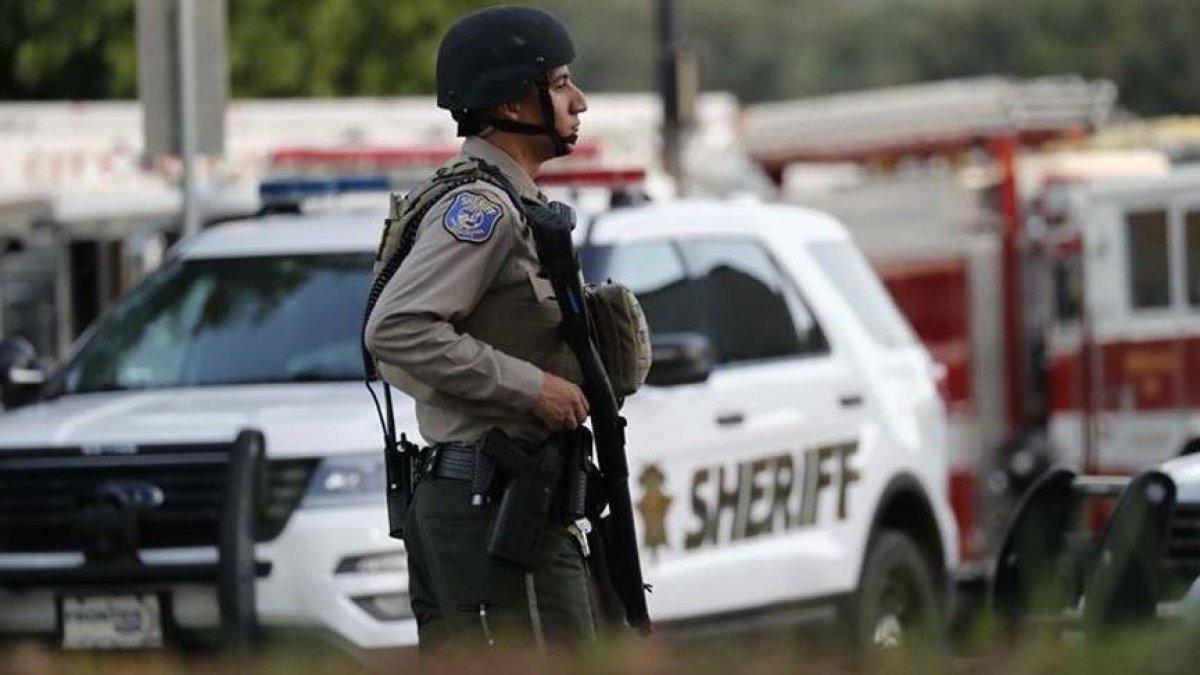 ABD'de silahlı saldırı #1