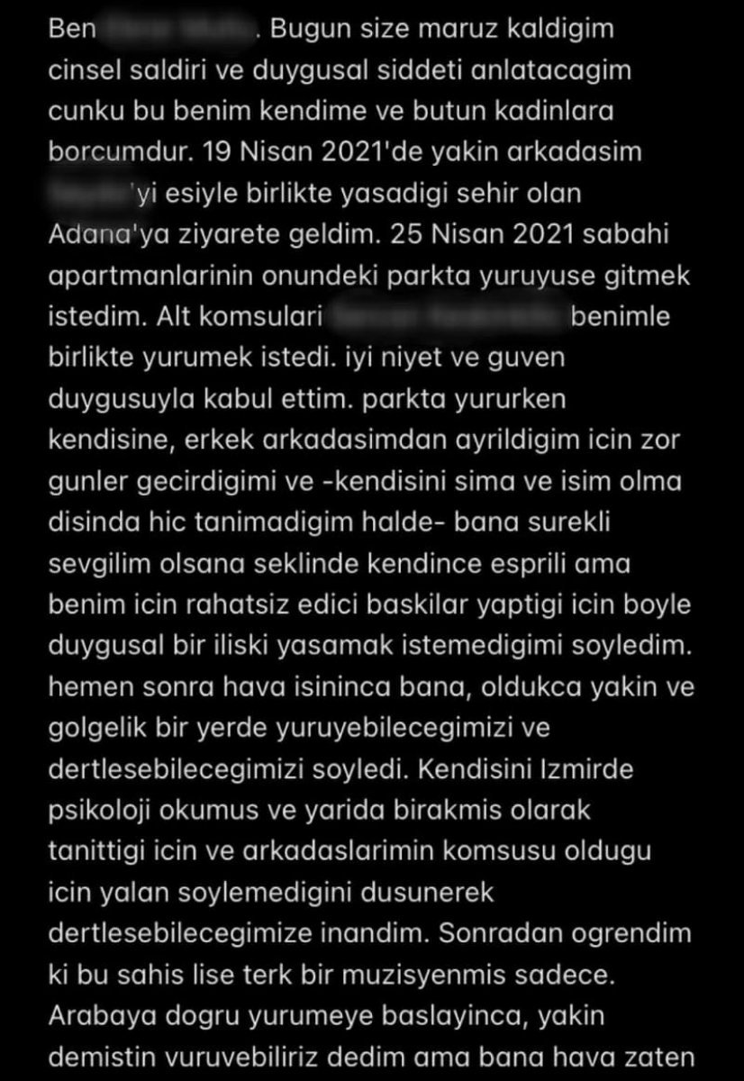 Adana da cinsel şiddet iddiasına tutuklama  #4