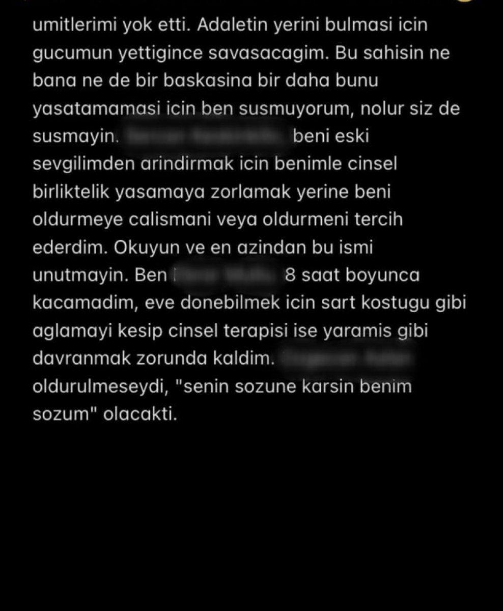 Adana da cinsel şiddet iddiasına tutuklama  #6
