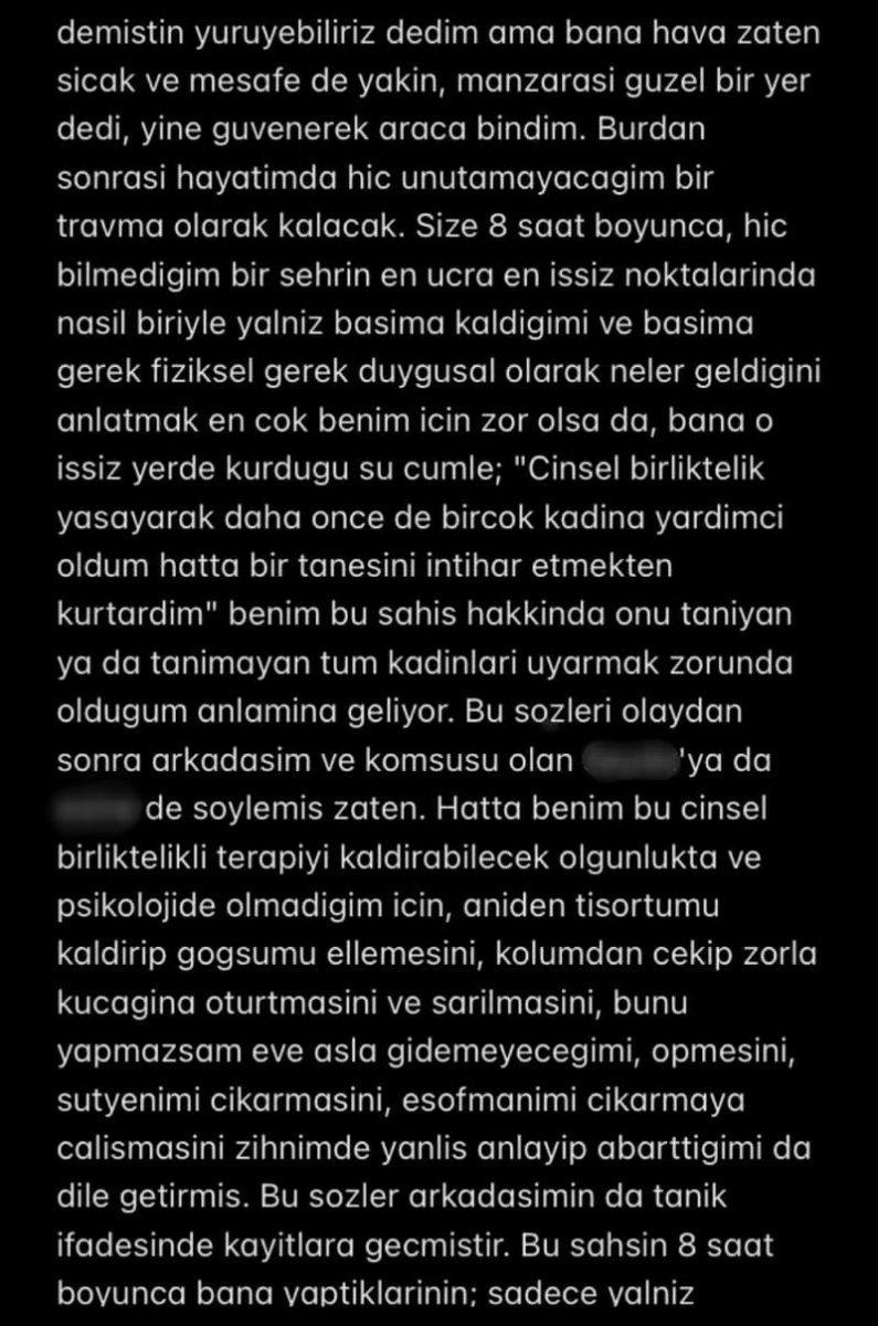 Adana da cinsel şiddet iddiasına tutuklama  #5