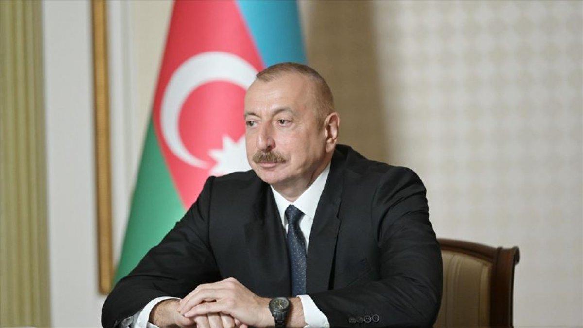 Aliyev Azerbaycan daki 3 maden yatağını Türk şirketlerine verdi #1