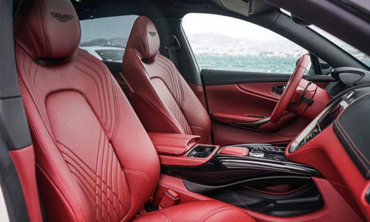 Aston Martin'in ilk SUV'u DBX, yeni renkleriyle de büyüleyecek #4