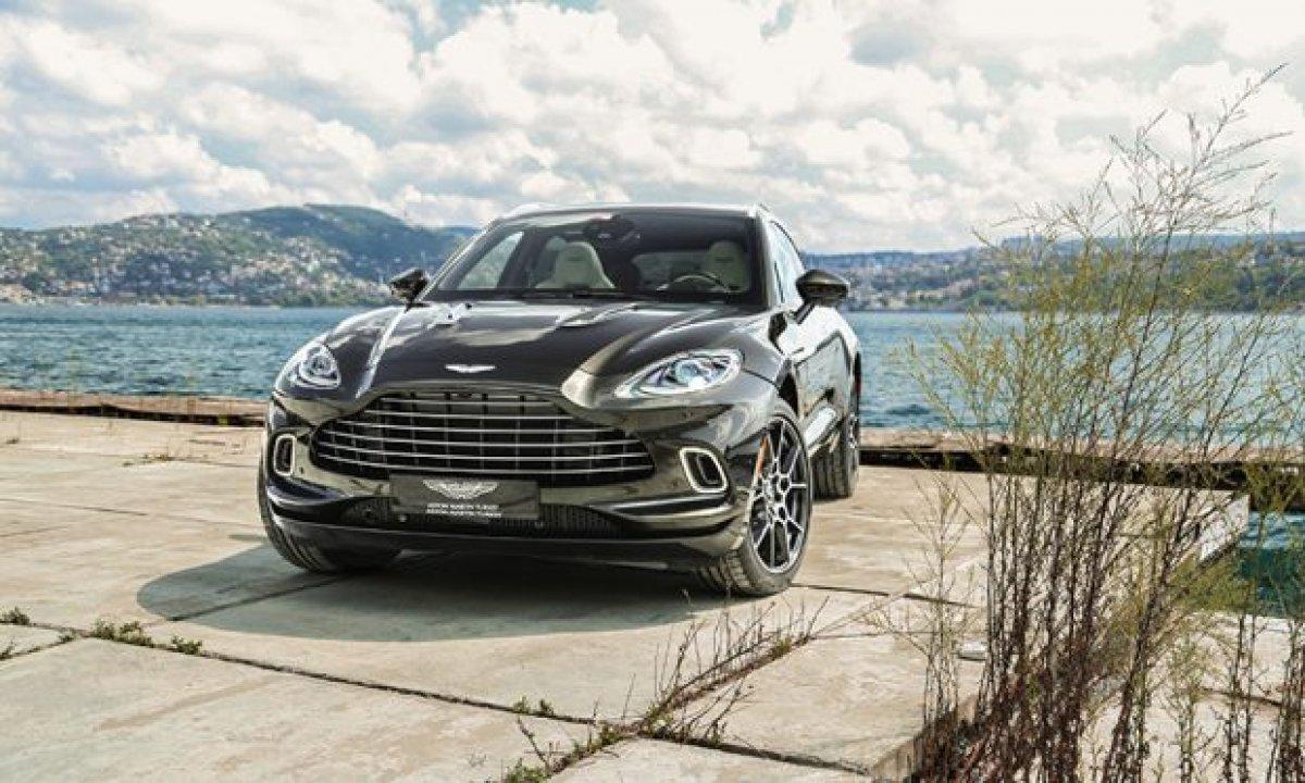Aston Martin'in ilk SUV'u DBX, yeni renkleriyle de büyüleyecek #6