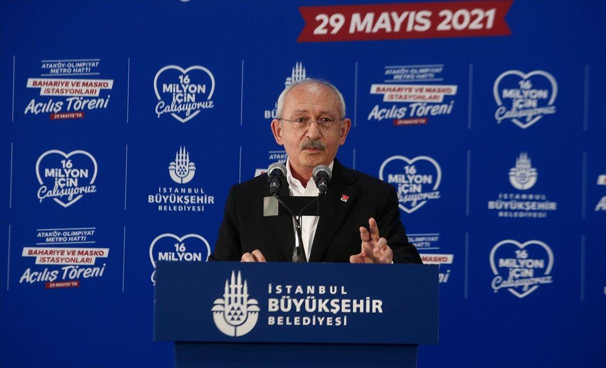 Kemal Kılıçdaroğlu: Seçime gitmek için referandum yapalım #1