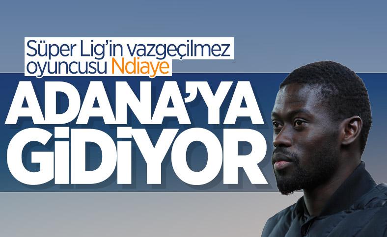 Adana Demirspor Badou Ndiaye ile anlaştı