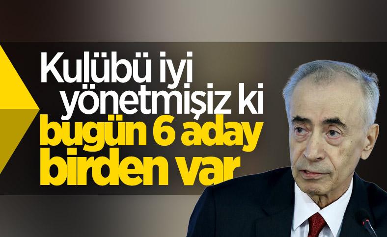 Mustafa Cengiz: Kulübü iyi yönettik