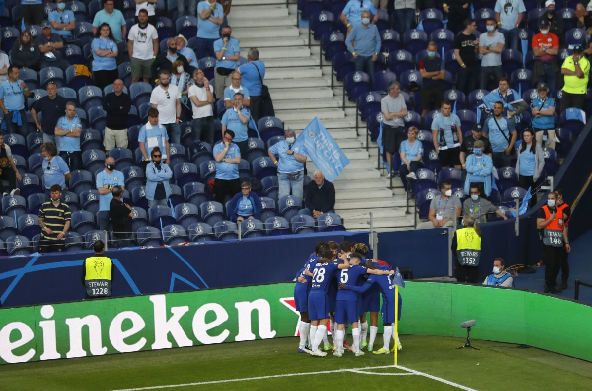 Şampiyonlar Ligi şampiyonu Chelsea #1