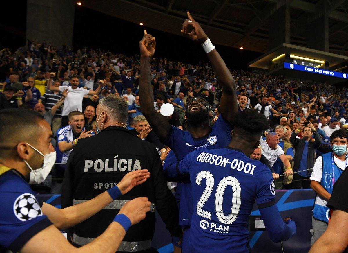 Şampiyonlar Ligi şampiyonu Chelsea #3