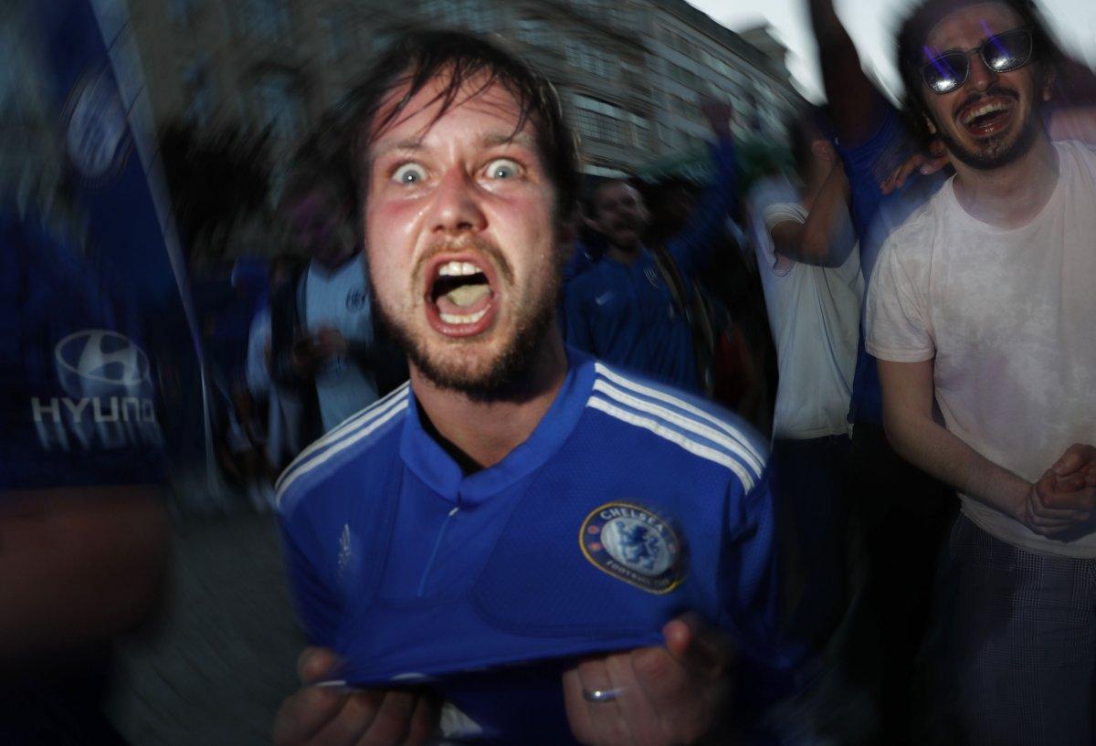 Şampiyonlar Ligi şampiyonu Chelsea #2