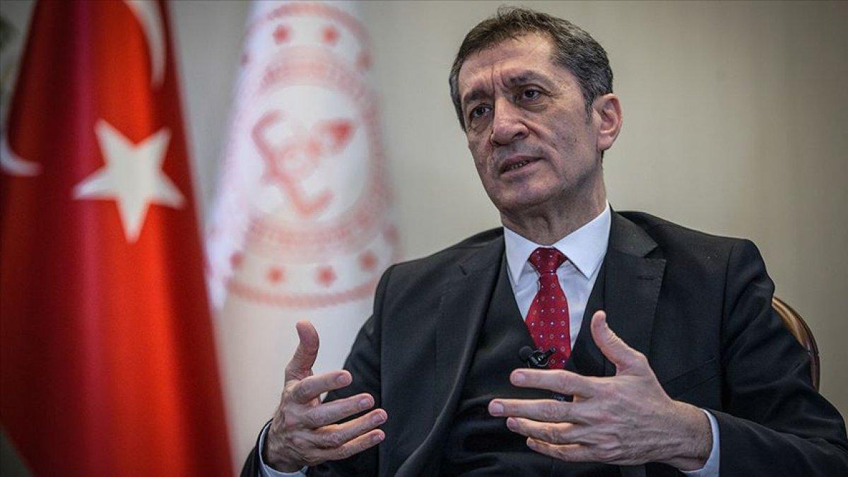 Milli Eğitim Bakanı Ziya Selçuk, okulların açılacağı tarihi açıkladı  #1