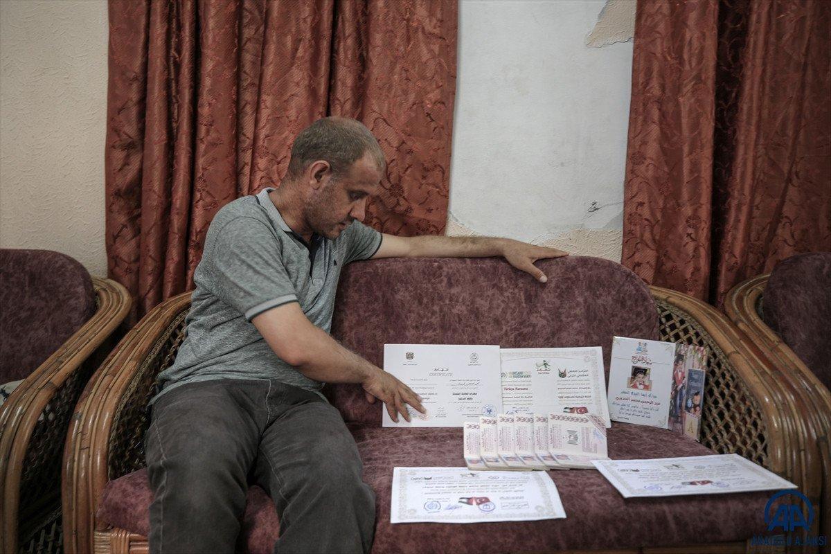 İsrail, Gazzeli ailenin Türkiye hayalini öldürdü #1
