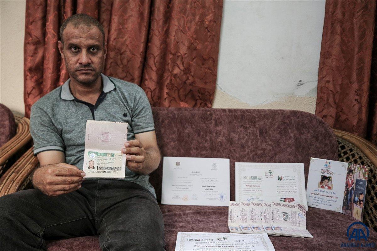 İsrail, Gazzeli ailenin Türkiye hayalini öldürdü #5