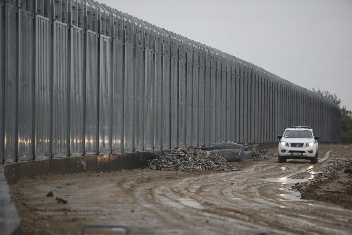 AB den Türkiye-Yunanistan sınırına dijital bariyer #6