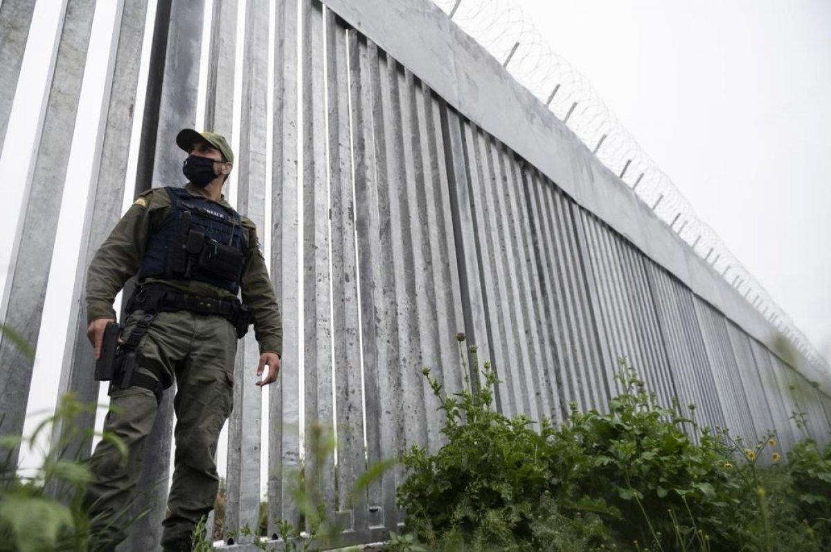AB den Türkiye-Yunanistan sınırına dijital bariyer #2