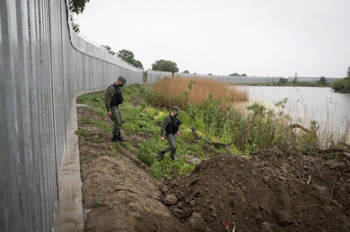 AB den Türkiye-Yunanistan sınırına dijital bariyer #5