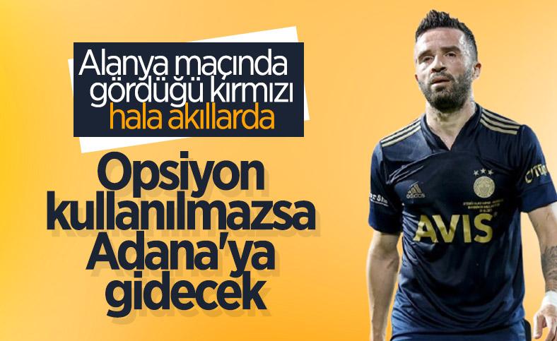 Gökhan Gönül'e Adana Demirspor talip oldu