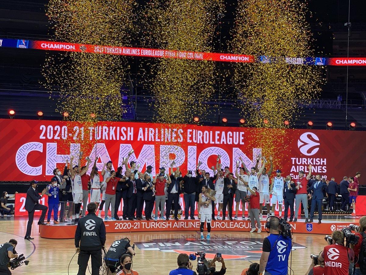 Cumhurbaşkanı Erdoğan dan Anadolu Efes e tebrik #2