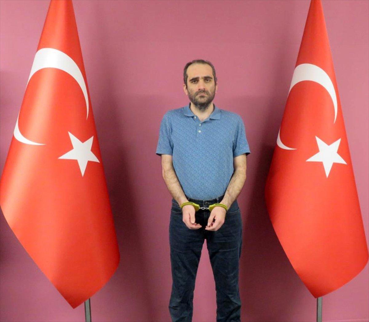 MİT ten FETÖ operasyonu: Selahaddin Gülen Türkiye ye getirildi #1
