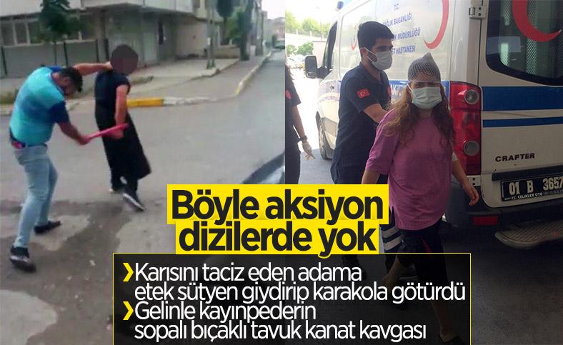 Türkiye'nin konuştuğu iki farklı 3'üncü sayfa haberi