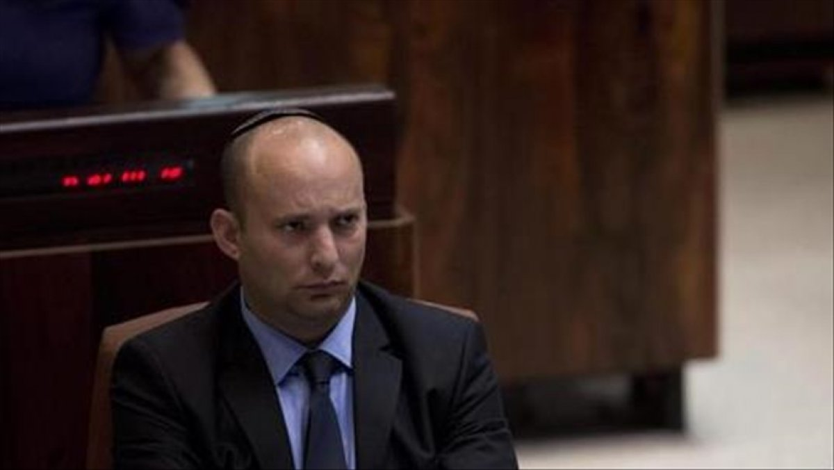 Netanyahu, muhaliflerle koalisyon kurmayı planlayan Bennett e yüklendi #2