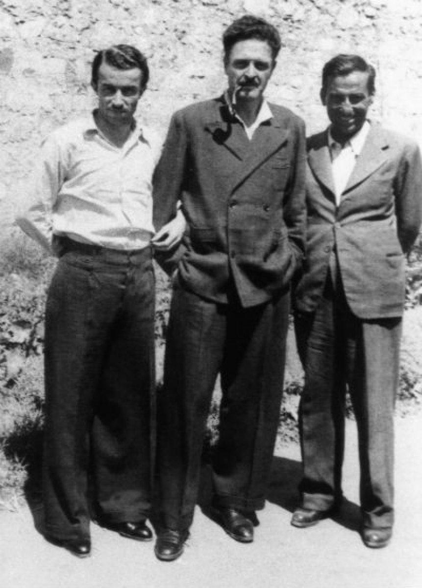 Yazar Orhan Kemal in 107 nci doğum yılı #3
