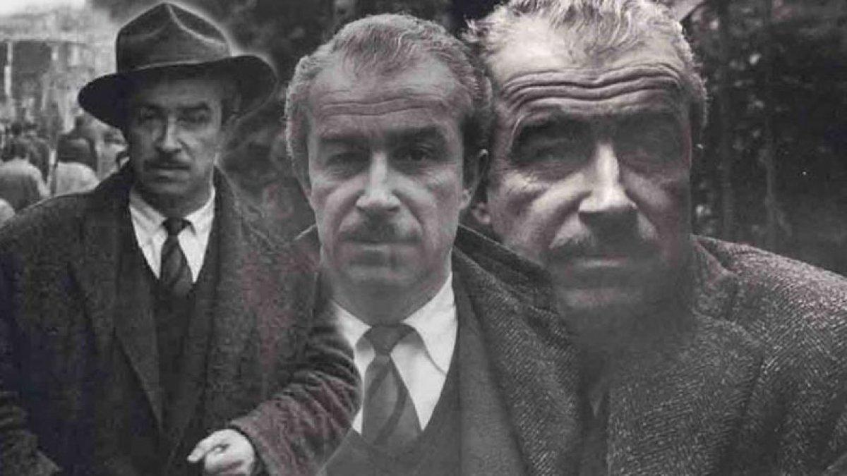 Yazar Orhan Kemal in 107 nci doğum yılı #4