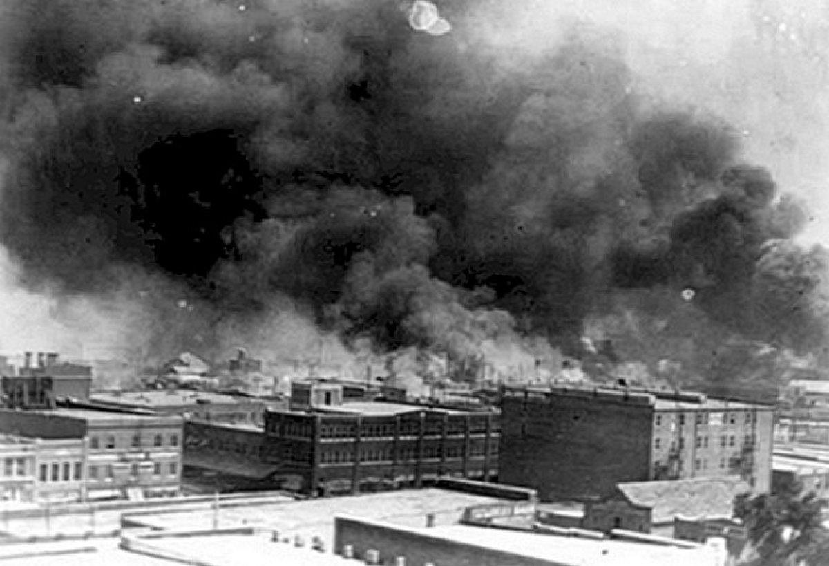 Joe Biden 100. yılında Tulsa Katliamı kurbanlarını andı #1