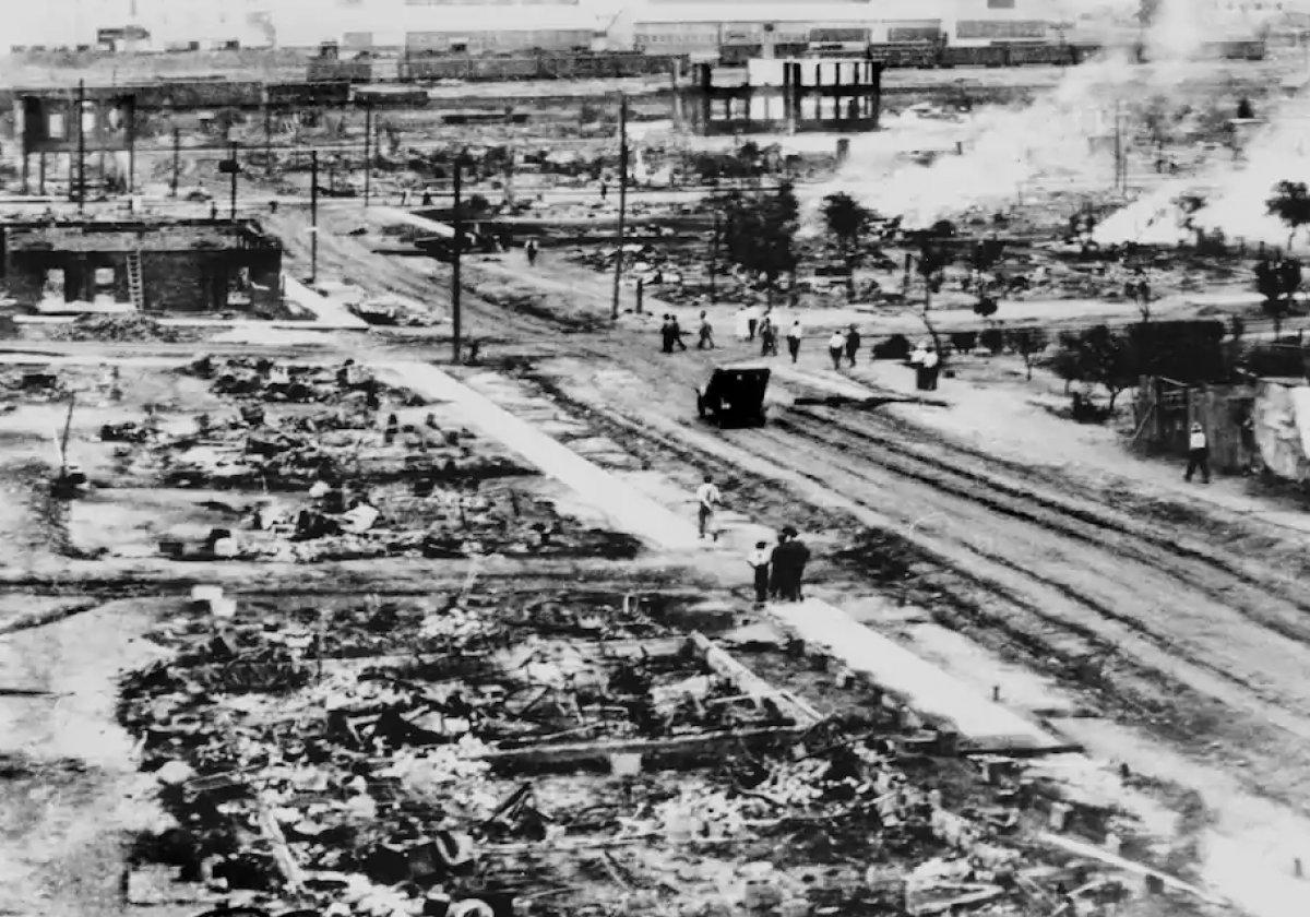 Joe Biden 100. yılında Tulsa Katliamı kurbanlarını andı #3