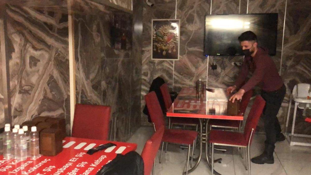 Kafe ve restoranlarda kademeli normalleşme temizliği #2