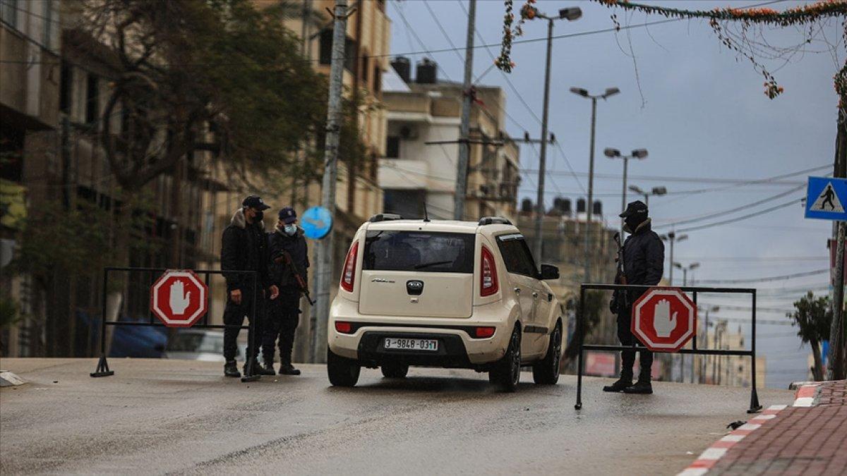 Filistin de OHAL 30 gün daha uzatıldı #1