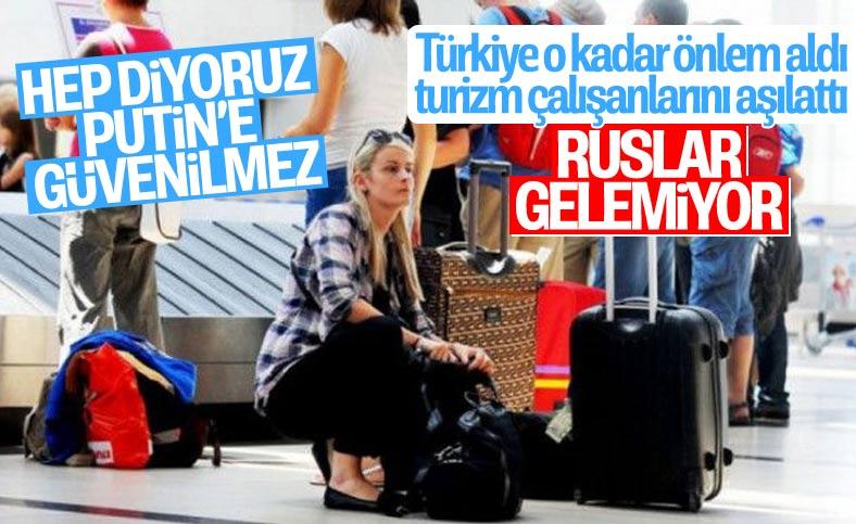 Türkiye ile Rusya arasındaki uçuşlara yönelik kısıtlamalar 21 Haziran'a uzatıldı