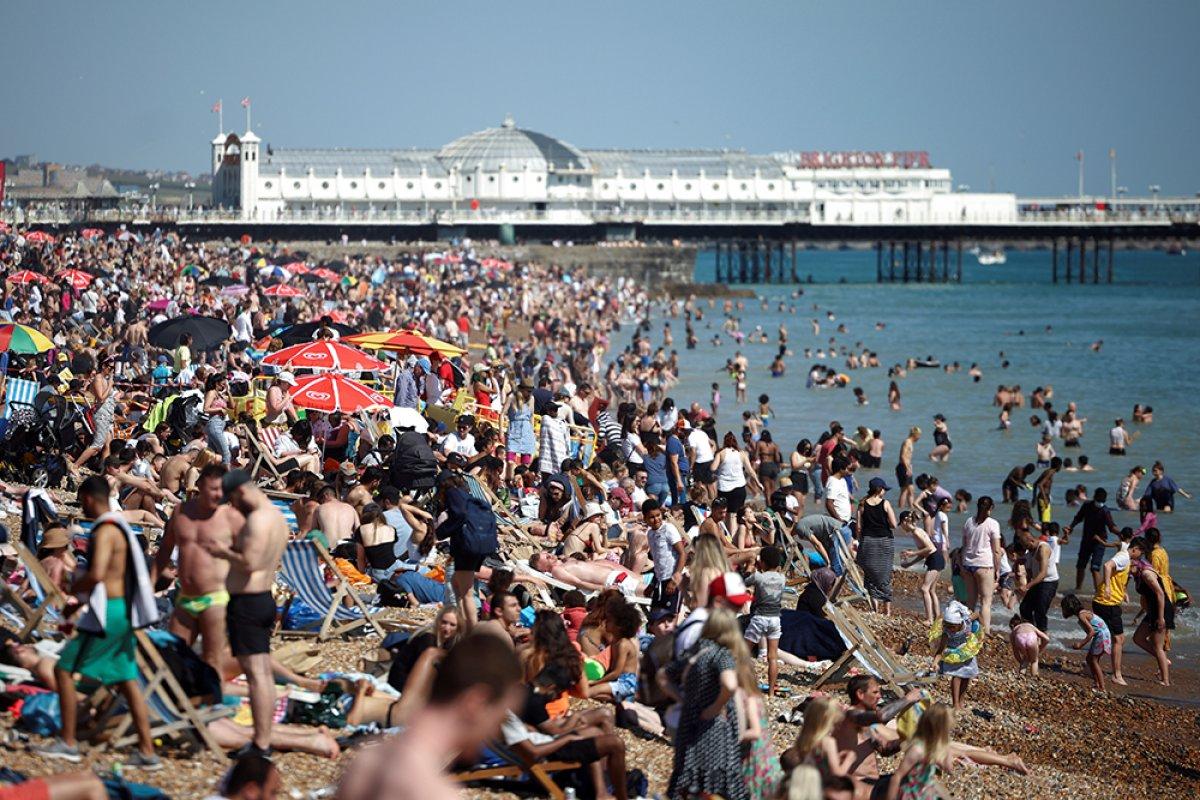 İngiltere sahillerinde yoğunluk #8