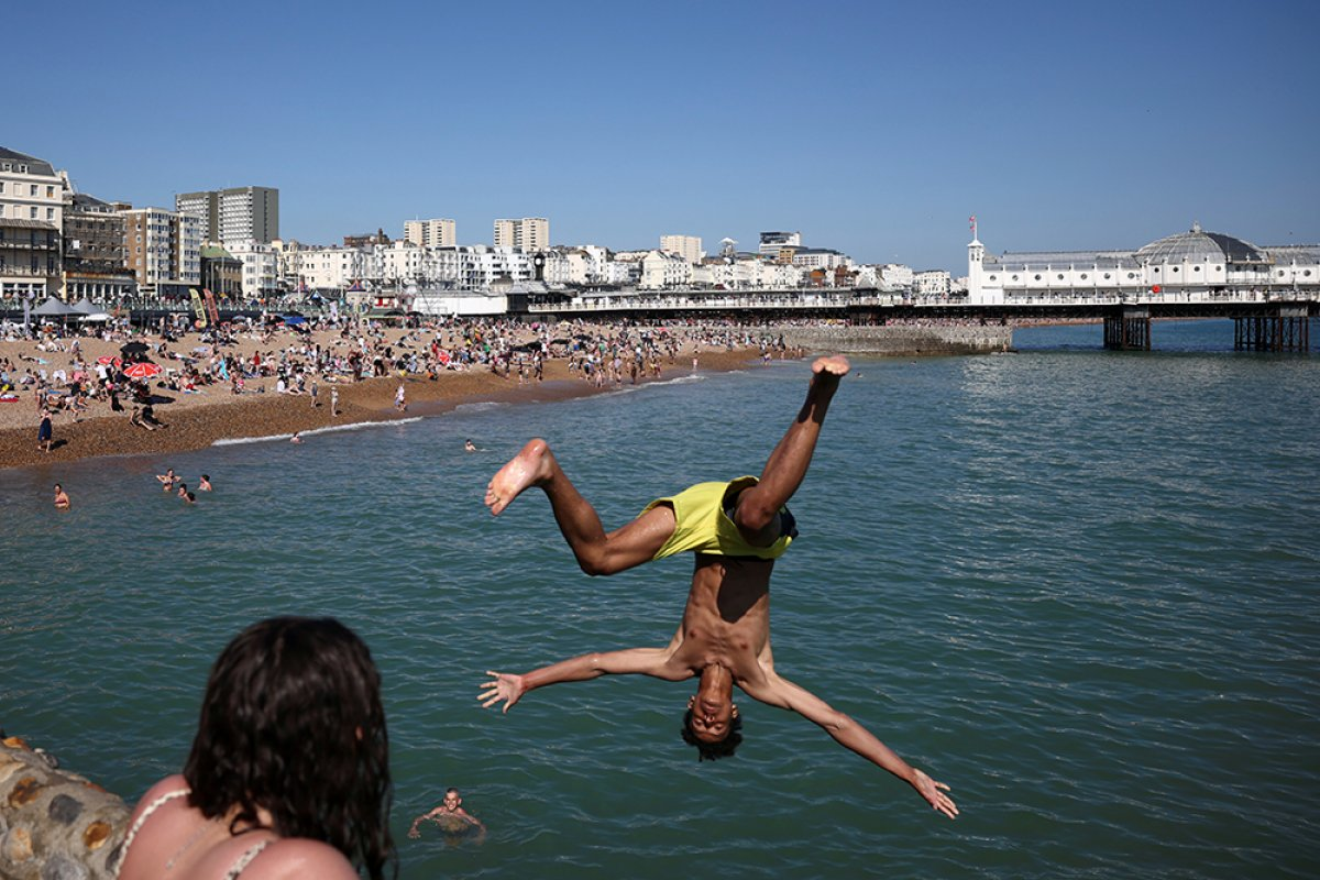 İngiltere sahillerinde yoğunluk #7