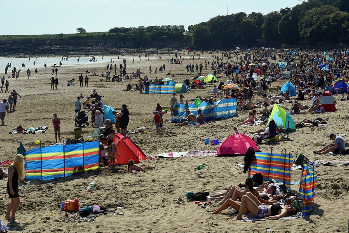 İngiltere sahillerinde yoğunluk #4