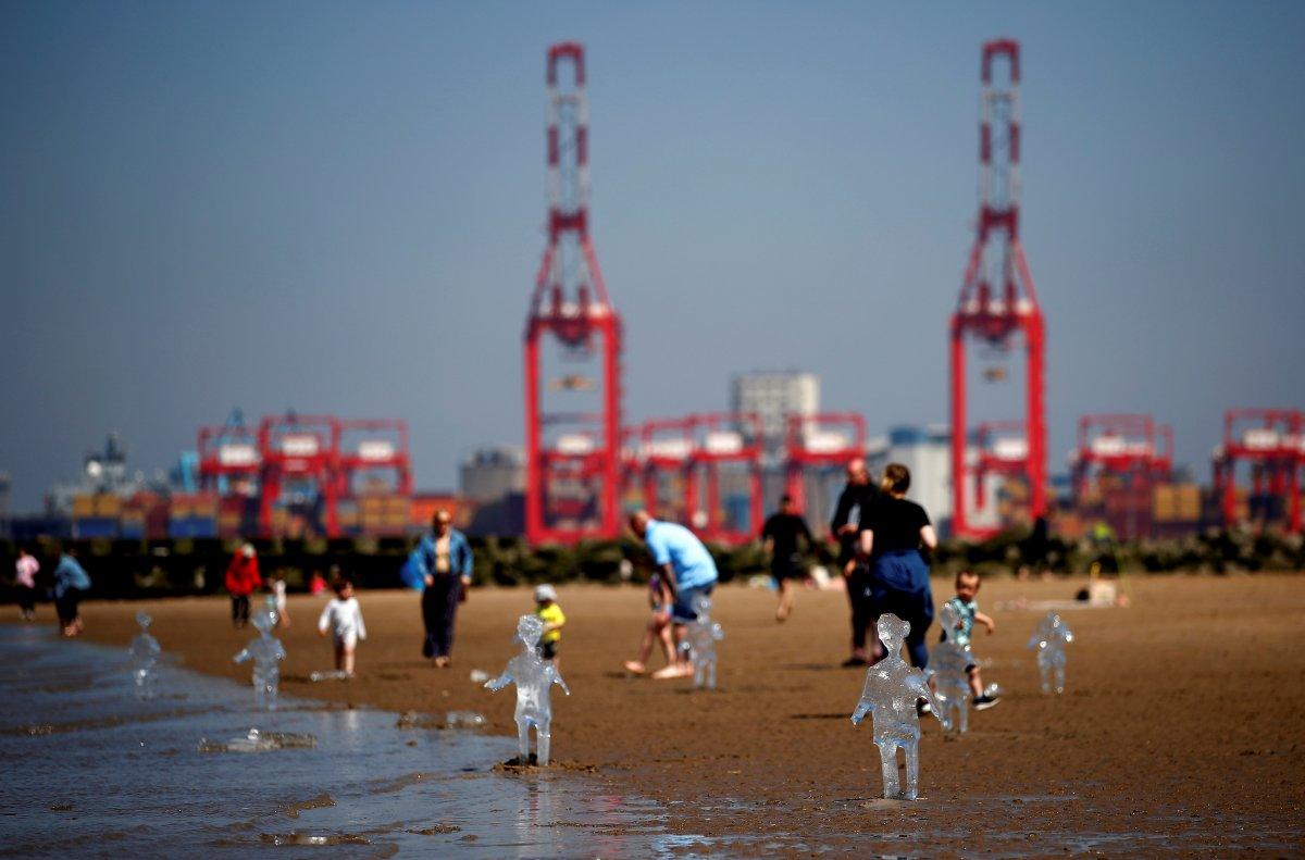 İngiltere sahillerinde yoğunluk #3