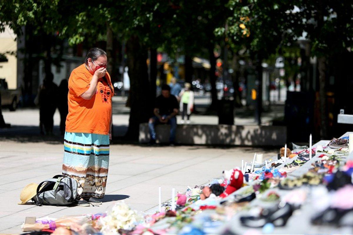Kanada'da 800'den fazla çocuğun daha öldüğü ortaya çıktı #5