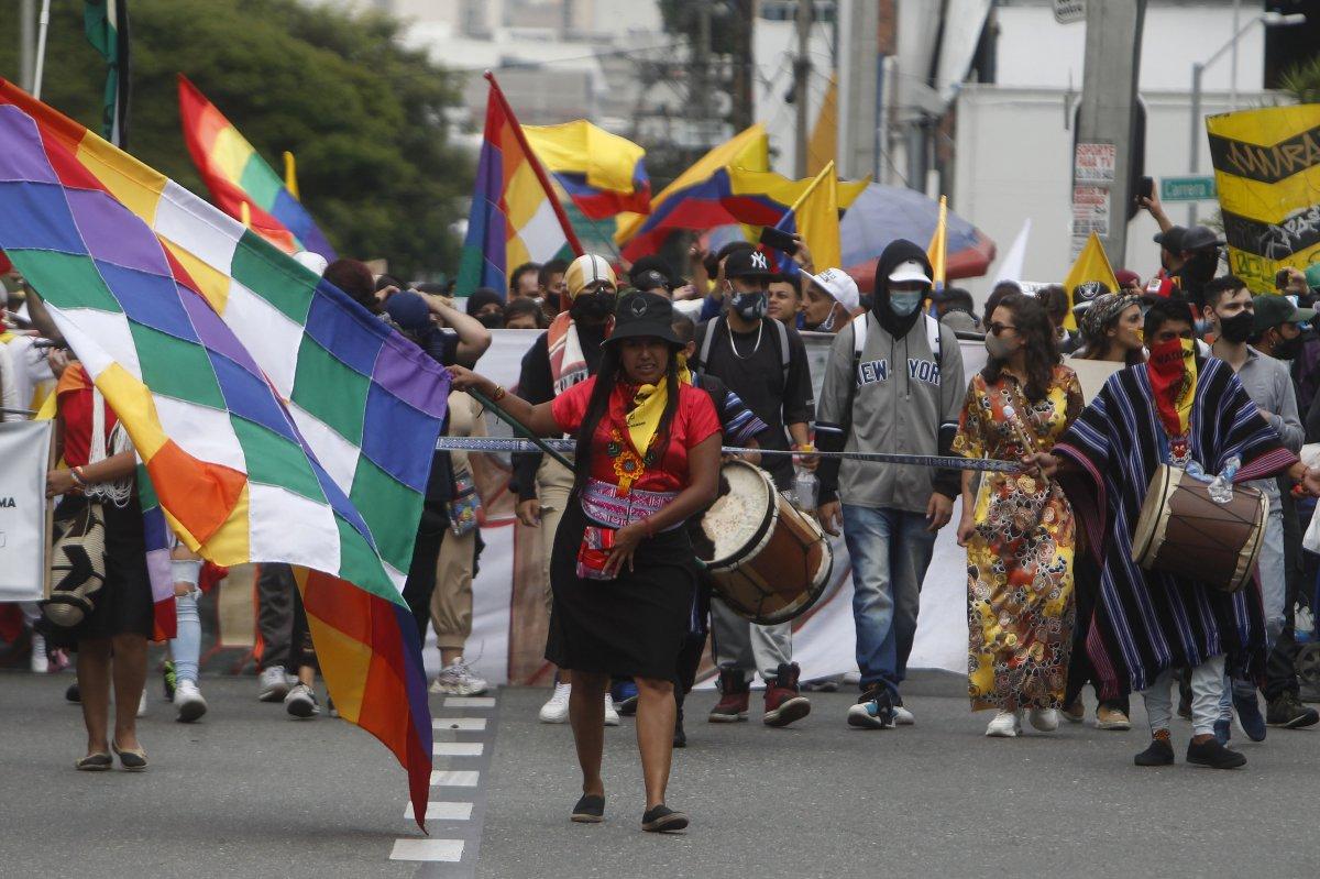 Kolombiya'da, gösterilerde toplam 48 kişi öldü #3