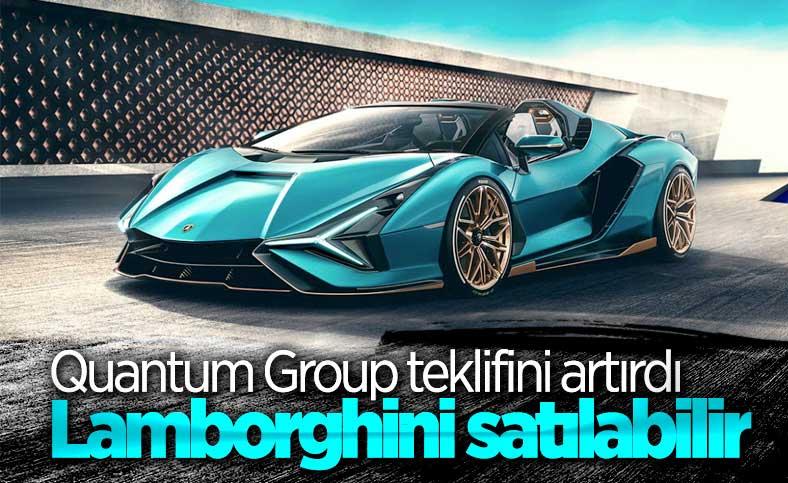 Quantum Group, Lamborghini'yi satın almak istiyor
