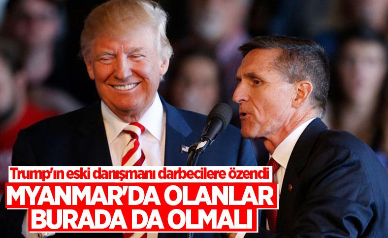 Trump'ın danışmanı Michael Flynn: Darbe olmalı
