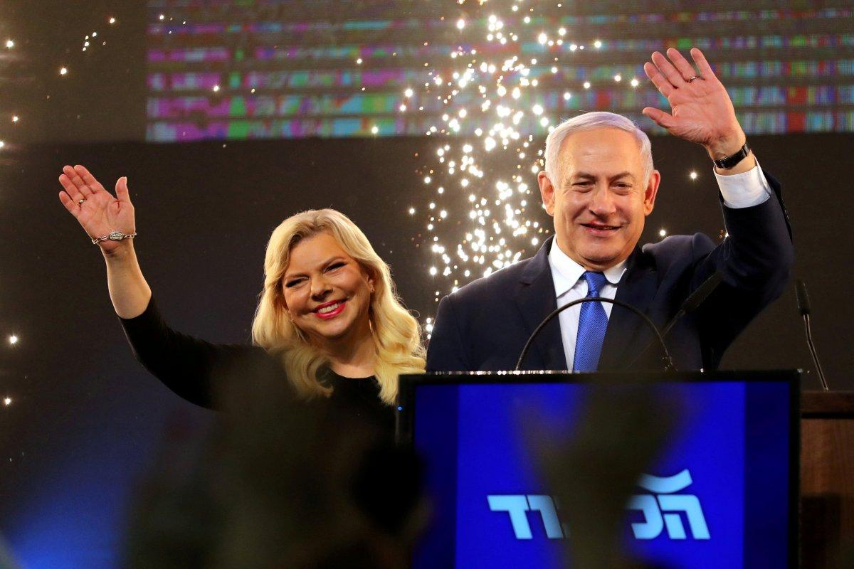 İsrail de Netanyahu ya karşı koalisyon hükümeti kurulmasına destek geldi #2