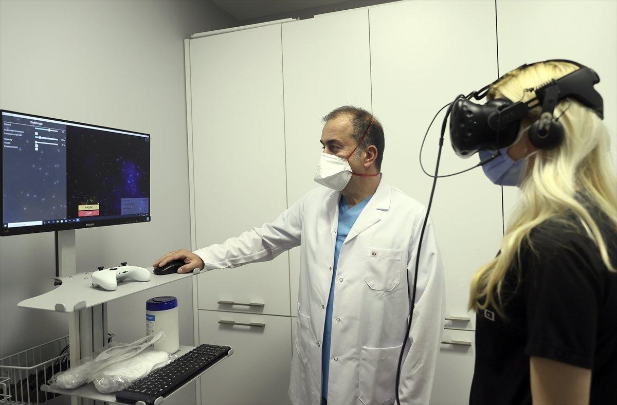 Vertigo tedavisinde sanal gerçeklik dönemi #1