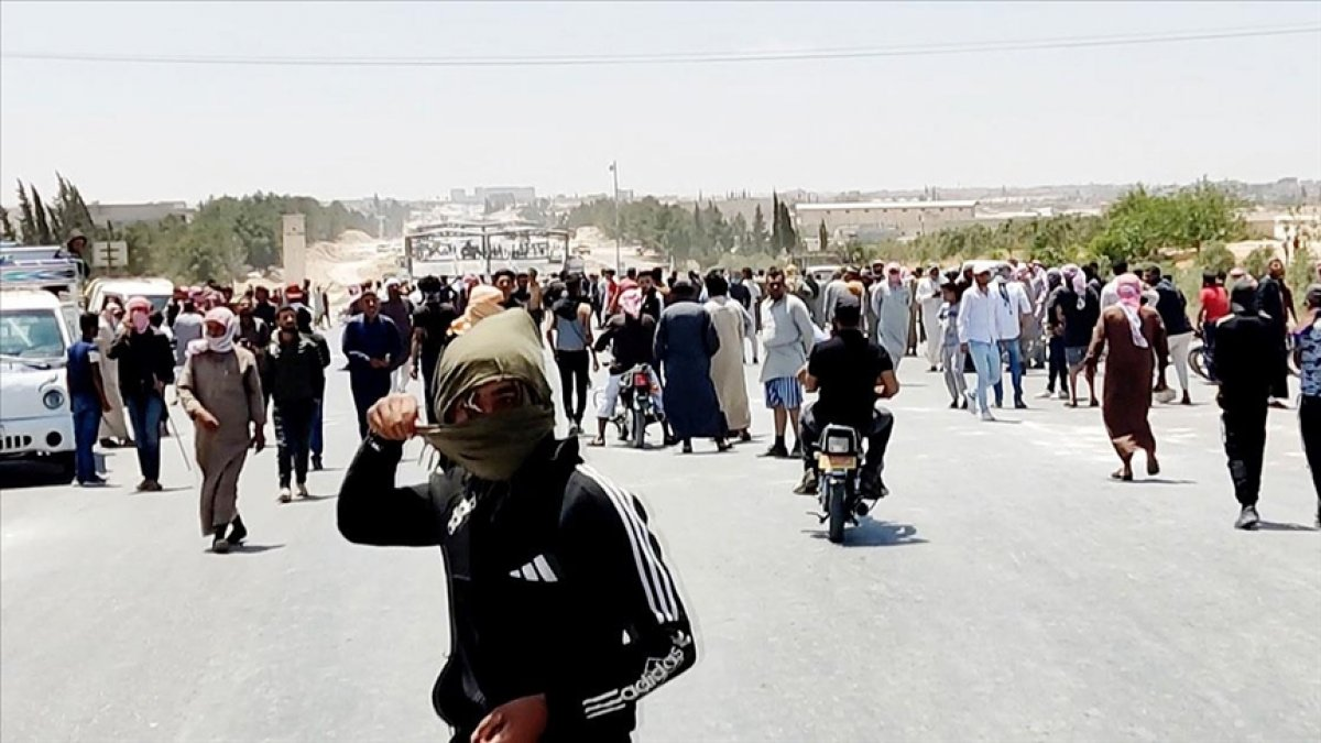 PKK, Münbiç te 8 sivil öldürdü, 27 sivil yaraladı #1