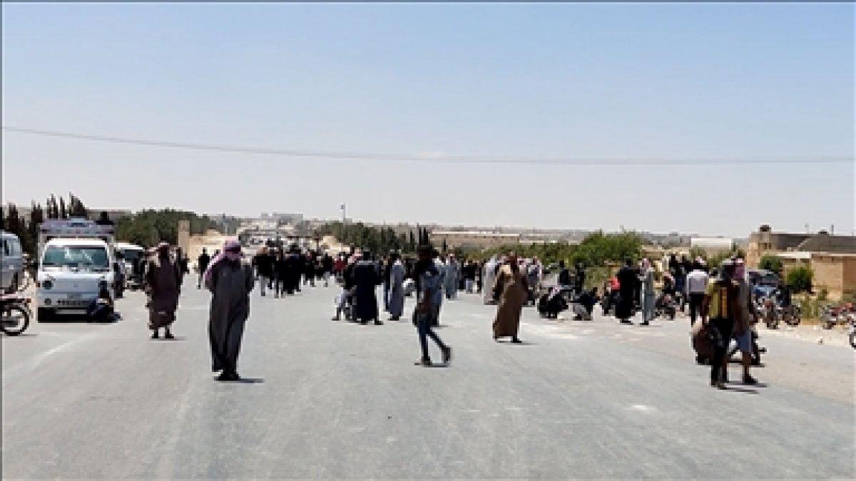 PKK, Münbiç te 8 sivil öldürdü, 27 sivil yaraladı #2